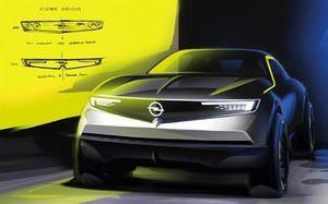 El futuro de Opel inspirado en la tradición