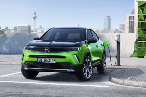Los modelos eléctricos de Opel demuestran su fortaleza en las carreteras de montaña