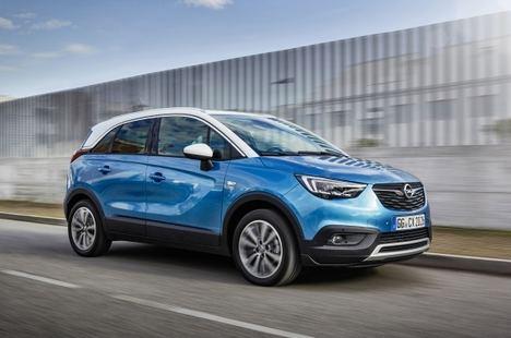 Opel pionera y referente en el mercado europeo de SUV