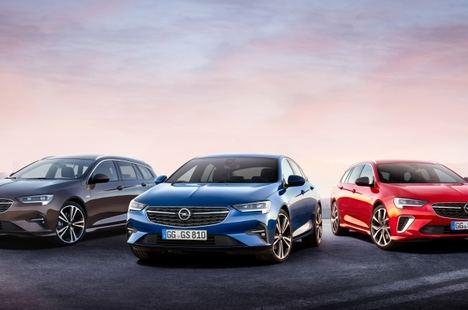 Un video resume el 2020 del Opel