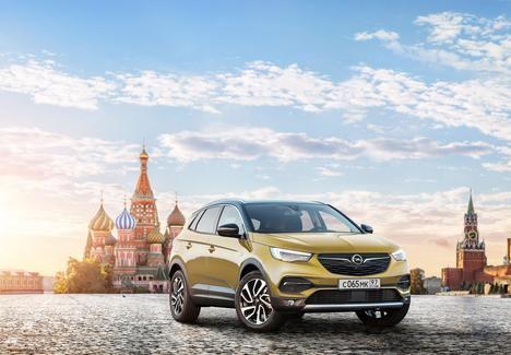 Opel vuelve a Rusia