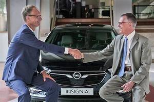 Opel y Vauxhall se unen al Groupe PSA