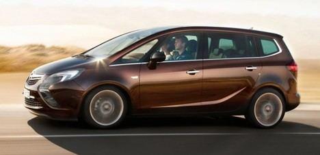 Opel Zafira CDTI 170 CV Excellence automático