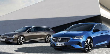 Opel amplía la gama de motores del Insignia