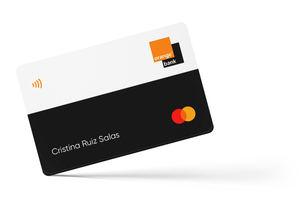 Sin números y sin información sensible: la primera tarjeta digital first en España de la mano de Orange Bank y Mastercard