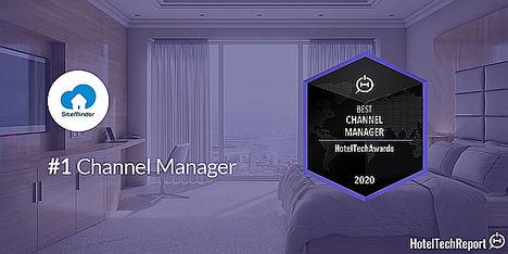 SiteMinder recibe el Premio al Mejor Channel Manager en los HotelTechAwards 2020