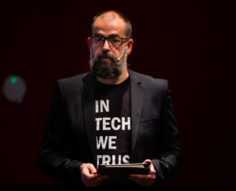 Oriol Pascual, Director de IQS Tech Factory.