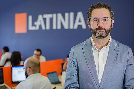 Oriol Ros, Director de Desarrollo Corporativo de Latinia.