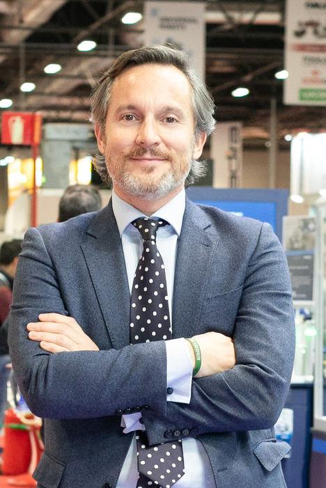 Oscar Barranco, nuevo director de las ferias Empack y Logistics Iberia