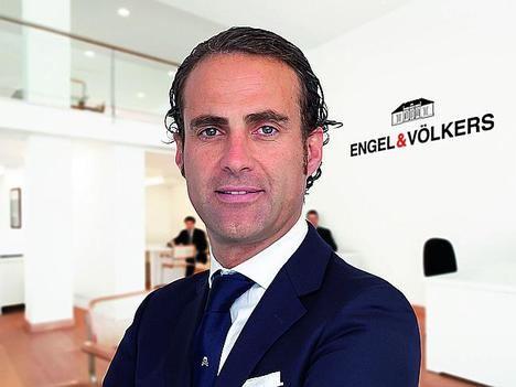 Óscar Larrea, nuevo director general de Engel & Völkers Madrid