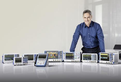Rohde & Schwarz presenta sus soluciones de T&M para los sistemas electrónicos del mañana en el embedded world 2020