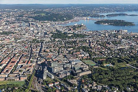 "Oslo seleccionada ""Capital Verde Europea 2019"""