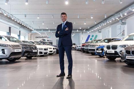 Othman Ktiri, CEO OK Mobility.