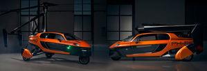 PAL-V presenta el modelo de producción de su coche volador de edición limitada