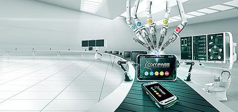 Panasonic presenta Compass 2.0, la nueva generación de herramientas de gestión empresarial para Android