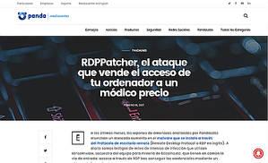 RDPPatcher, el ransomware que vende el acceso de tu ordenador