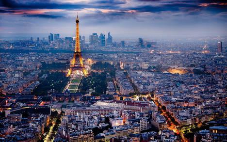 Para las vacaciones de este año, me pido Francia