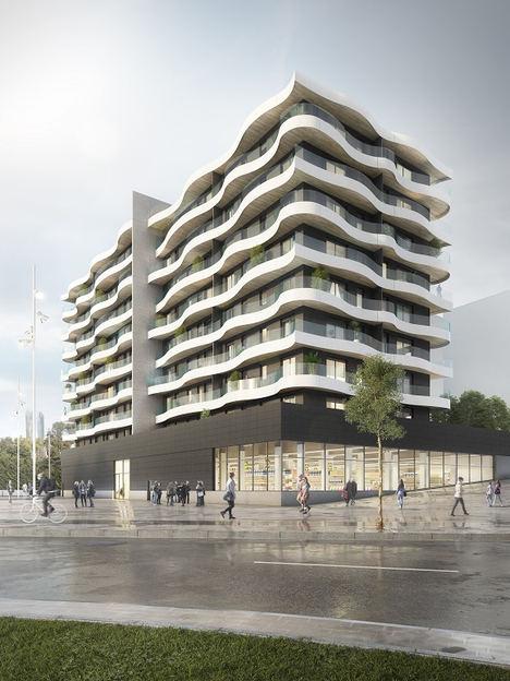 PATRIZIA adquiere un proyecto residencial 'llave en mano' en Barcelona por 74 millones de euros a Metropolitan House