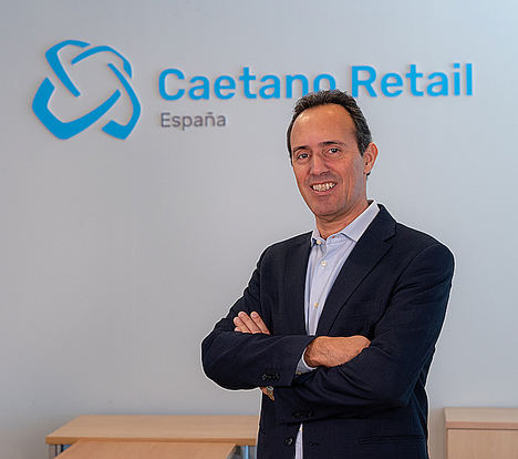 Ibericar cambia su nombre por Caetano Retail España para reforzar su identidad como marca global e internacional