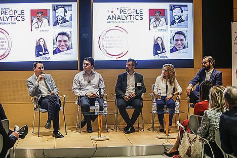 Leading People Analytics HR TechForum reúne en Madrid a un centenar de expertos en talento interno