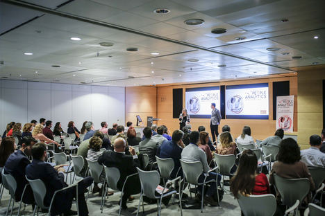 LMS reunirá el 20 de febrero en Madrid a los principales expertos en People Analytics