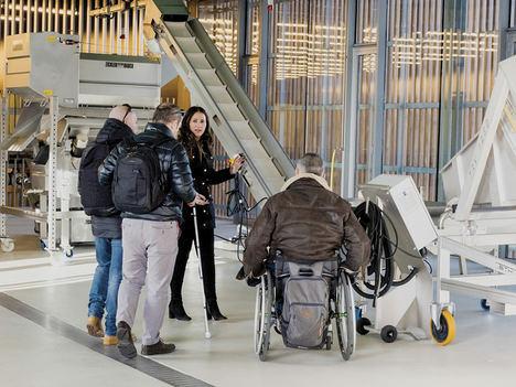 Bodegas Valdemar crea la primera experiencia enoturística en España 100% inclusiva y accesible para todos