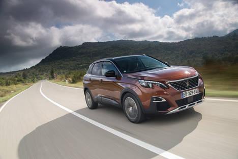 El nuevo Peugeot 3008 se enfrenta a sus rivales