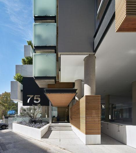 Se inaugura Paseo de la Habana 75, un edificio de 11 viviendas firmado por el estudio Bueso-Inchausti & Rein Arquitectos