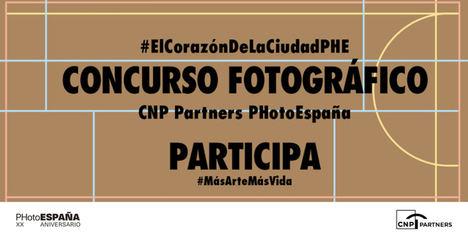 CNP Partners propone imaginar la ciudad junto a PHotoESPAÑA