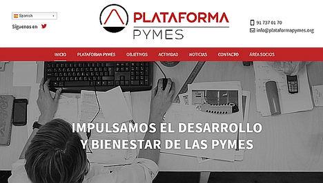 La Plataforma Pymes ve insuficiente la ley reguladora de contratos de crédito inmobiliario
