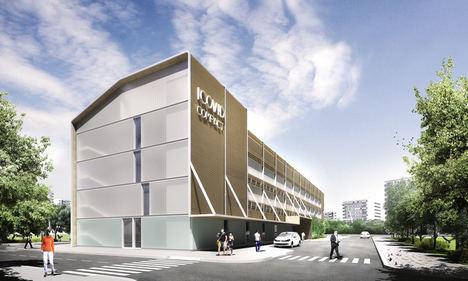 PMMT Arquitectura liderará con su modelo I-COVID COMPACT las ampliaciones del Parc Sanitari Pere Virgili (Barcelona) y del Hospital Arnau de Vilanova (Lleida)