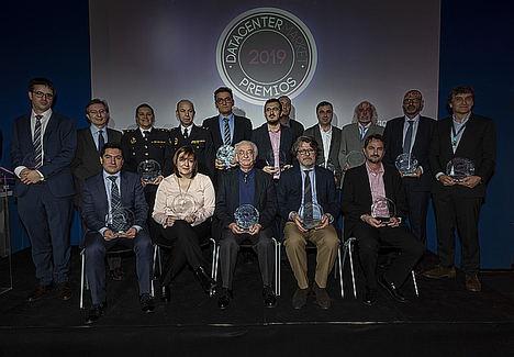Data Center Market celebra sus VI premios a la Innovación