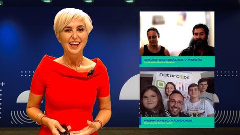 Naturcode Smart Label y La Huerta Marina ganan la octava edición de los Premios Emprendemos de Huelva