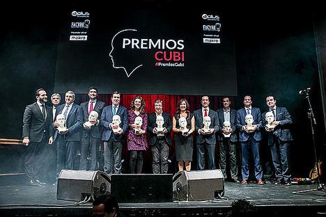 HIP – Horeca Professional Expo recibe el premio Cubi 2018 al Impulso Gastronómico
