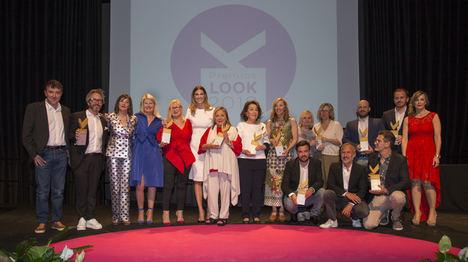Salón Look entrega los VI Premios Look a once destacados profesionales de la Estética y la Peluquería en España
