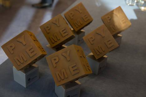 Los ingenieros Isaac Prada y José María Cáncer ganan el premio al Mejor Emprendedor en los XII Premios Pyme-IFEMA y EXPANSION
