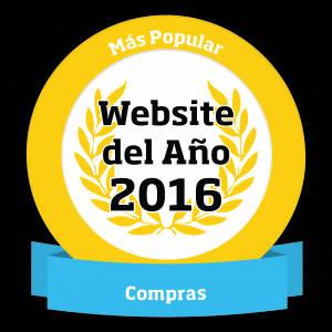 Privalia vuelve a hacerse con el galardón Website Más Popular del año