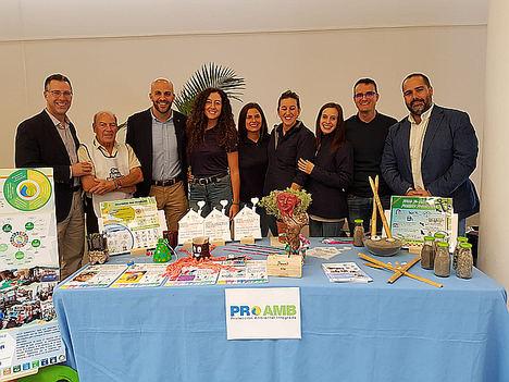 La Diputación de Málaga premia el proyecto Aula Ambiental desarrollado por PROAMB en la Casa Ronald McDonald®