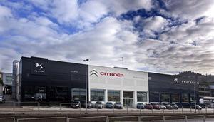 PSA Retail inaugura en Vigo 6.800m2 de espacio al servicio de Peugeot, Citroën y DS Automobiles