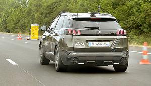 El vehículo autónomo supera una nueva etapa gracias a la colaboración entre Groupe PSA y VINCI Autoroutes