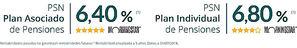 PSN ofrece hasta un 3% de bonificación en su campaña de jubilación