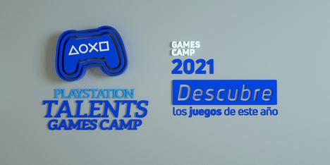 Anunciados los proyectos que contarán con el apoyo de PlayStation y Lanzadera en PlayStation®Talents Games Camp 2021