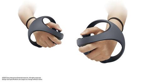 PlayStation® presenta su nuevo controlador de realidad virtual para PlayStation®VR
