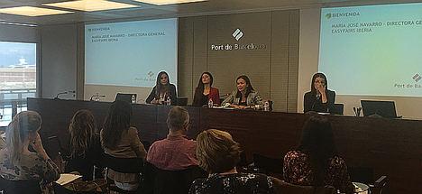 Easyfairs organiza una jornada sobre marketing ferial en el Puerto de Barcelona