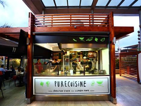 PURE CUISINE firma para su primer franquiciado, en C. Comercial Plenilunio de Madrid