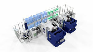 PZ1 – New flexible manufacturing system