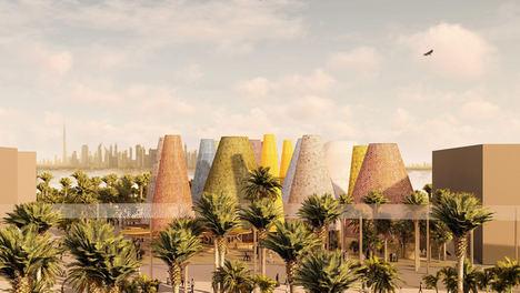 Pabellón de España. Expo 2020 Dubai.