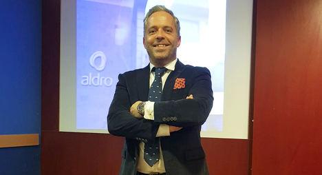 Pablo Abejas, nuevo director ejecutivo de Aldro Energía en España y Portugal