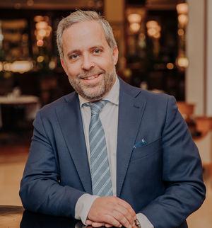 Pablo Abejas, CEO de Grupo Visalia.