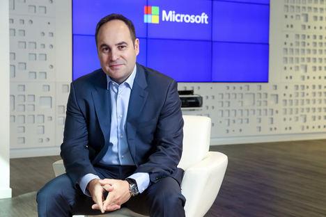 Pablo Benito, director de la nueva Región Cloud de Centros de Datos de Microsoft en España